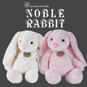 이젠돌스 노블레빗 토끼 애착 인형 2종 모음