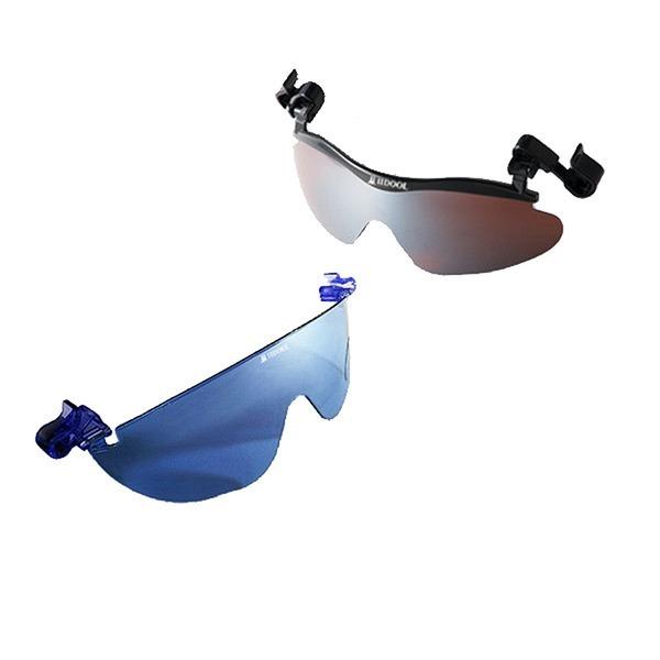 모자탈부착가능한 썬클립선글라스/자유로운각도조절