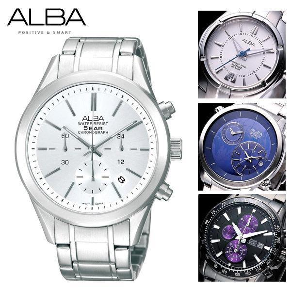 타임앤터치  ALBA 정품  알바시계 판매량1위 인기모델