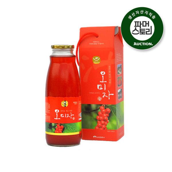 경북 문경 이철우님의 오미자 즙 1L