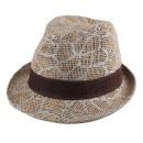 패션 페도라 중절모 여름 바캉스 공연 행사 모자 국산