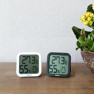 드레텍 온습도계 표정알림 O-271