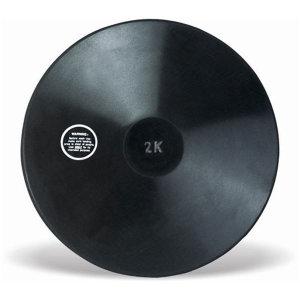 다우리 - 원반(고무)1kg 1.75kg 2kg/육상/원반던지기