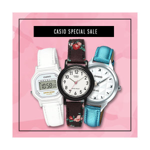 CASIO  카시오 여성시계/메탈시계/가죽시계 스페셜세