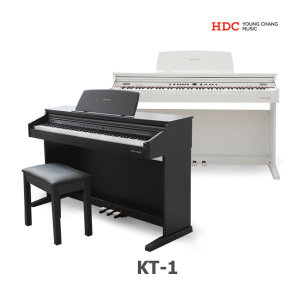 신제품 영창 디지털피아노 KT-1 해머건반/KT1