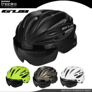 GUB K80 플러스 고글헬멧--자전거헬멧 선글라스 헬멧
