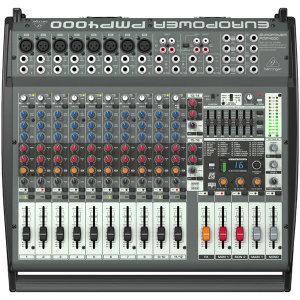 PMP4000/PMP-4000/BEHRINGER/베링거/파워드믹서/정품/