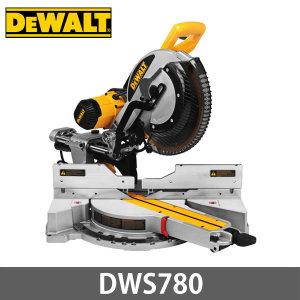디월트 슬라이딩 각도절단기 DWS780 12인치 날포함