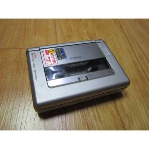 SONY 카세트 녹음기 TCM-450DV 부품용 중고 D17