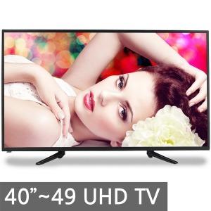 TV40인치 FHD UHDTV 삼성패널 4K 티비 모니터 LED TV