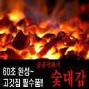숯대감 숯불착화기/LPG/LNG/숯기계/숯착화/점화/발화