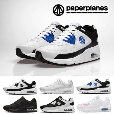 [페이퍼플레인] 신발 운동화 PP1401 에어 커플 스니커즈 러닝화 단화
