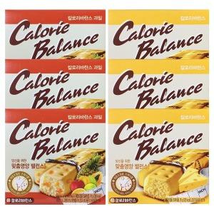 칼로리바란스x30개/과일/치즈/에너지