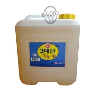 오뚜기  3배 양조식초 15L/무료배송