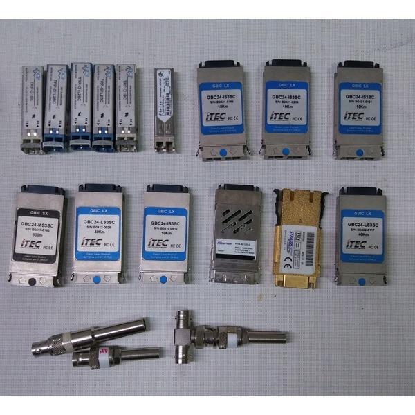 광트랜시버 모듈 15개일괄 (408)