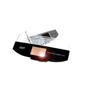 주차번호판 주차알림판 자동차 LED SF 솔라페널