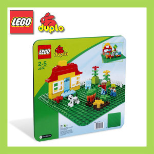 레고 2304 듀플로 조립판(대) 놀이판 /국내 /당일출고