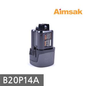 아임삭 배터리 14.4V 2.0Ah B20P14A 리튬이온 AD414R