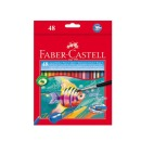 파버카스텔 수채색연필 48색(지관)