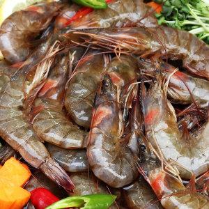 매바위 간장새우 1kg 25마리 매콤단짠 새우장