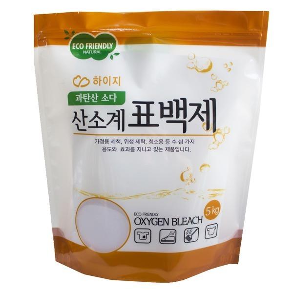 대용량 산소계표백제5kg/세탁/표백/과탄산소다