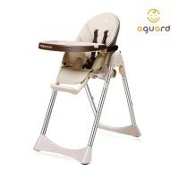 아가드 아이슬라이드 식탁의자 1입 (베이지) 하이체어
