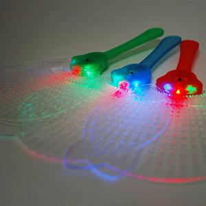 라이트부채/LED/답례품/공연/이벤트/단체선물