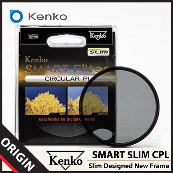겐코 Kenko SMART SLIM CPL 필터 77mm/슬림필터