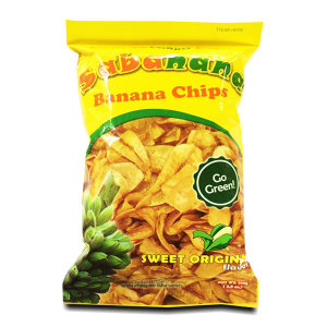 필리핀직수입 100gX1봉 사바나나 바나나칩 간식