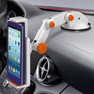 국산 스마트폰 거치대 휴대폰 태블릿 차량용 블랙
