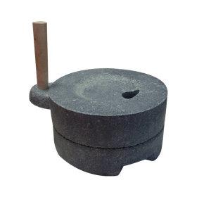 (현대Hmall) 長水특산 천연 곱돌 전통 맷돌(특 160-300)