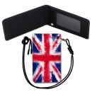 England Flag 영국 국기 목걸이 카드지갑 여행필수품