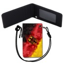 Germany Flag 독일 국기목걸이 카드지갑 여행필수품