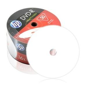 HP 4.7GB 16배속 DVD-R(50P/벌크(BULK))