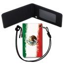 Mexico Flag 멕시코 국기 목걸이 카드지갑 여행필수품