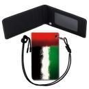 UAE 아랍에미리트 국기 목걸이 카드지갑 여행필수품