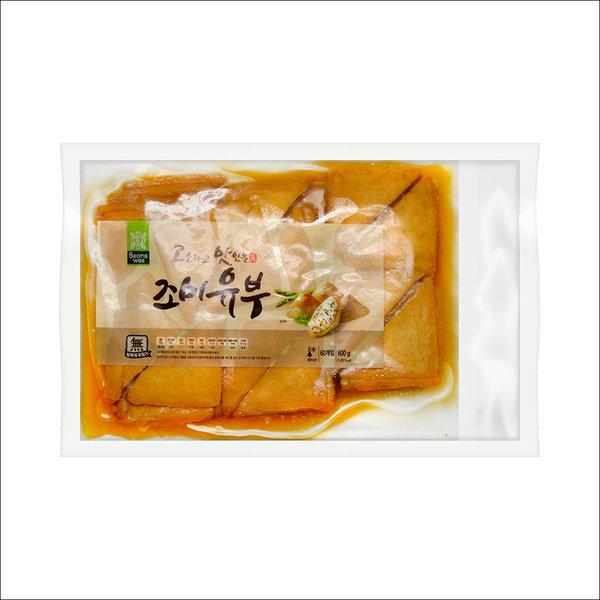 [동아푸드] (최저가세일) 조미유부600g 유부초밥용 60매 초밥