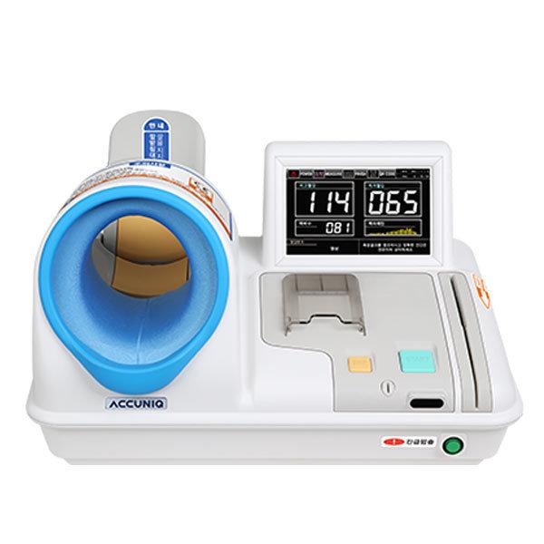 셀바스  병원용 혈압계 ACCUNIQ BP250 - 프린터(유)