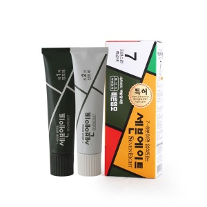 세븐에이트 일반 염색약 7호 흑갈색  - 상품 이미지