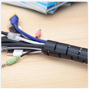케이블정리 컴퓨터선정리 매직케이블 선정리함