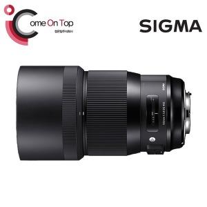 (컴온탑)시그마1위 A135mm F1.8 DG(니콘/상품평USB독)