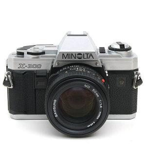 DN_미놀타 X-300 렌즈KIT 필름카메라