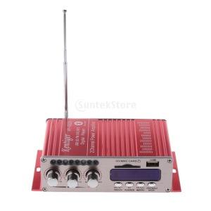 HY-502S FM MP3 오디오 불루투스 앰프 증폭기 차량용