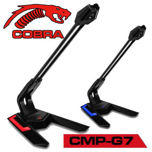 Zizzy CMP-G7 USB COBRA 게이밍 마이크/5단 각도조절