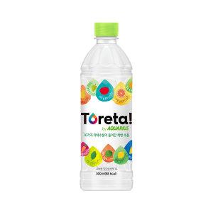 코카콜라 본사 물류배송 토레타 500ml X 24PET