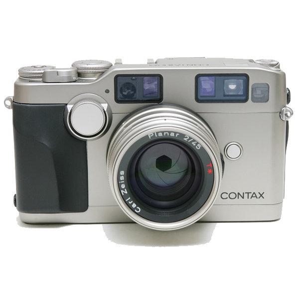 DN_콘탁스 CONTAX G2 바디단품 필름카메라