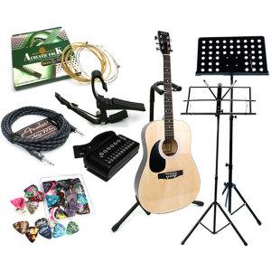 기타줄 기타스탠드 기타발판 메트로놈 피크 기타용품
