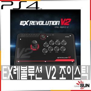 PS4/PS3/XB1/XB360/PC 조이트론 EX레볼루션 V2 삼덕사