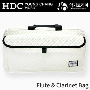 영창 플룻가방 클라리넷 플루트 악기 가방 케이스