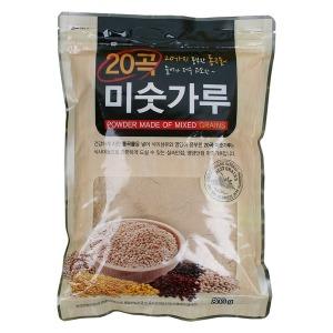 대주 20곡 미숫가루 800g 선식 통곡물 스마일배송